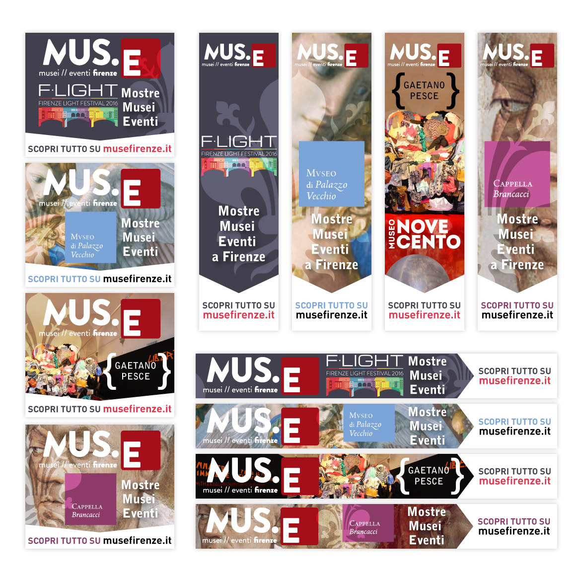 Campagne Google Adwords – MUSE