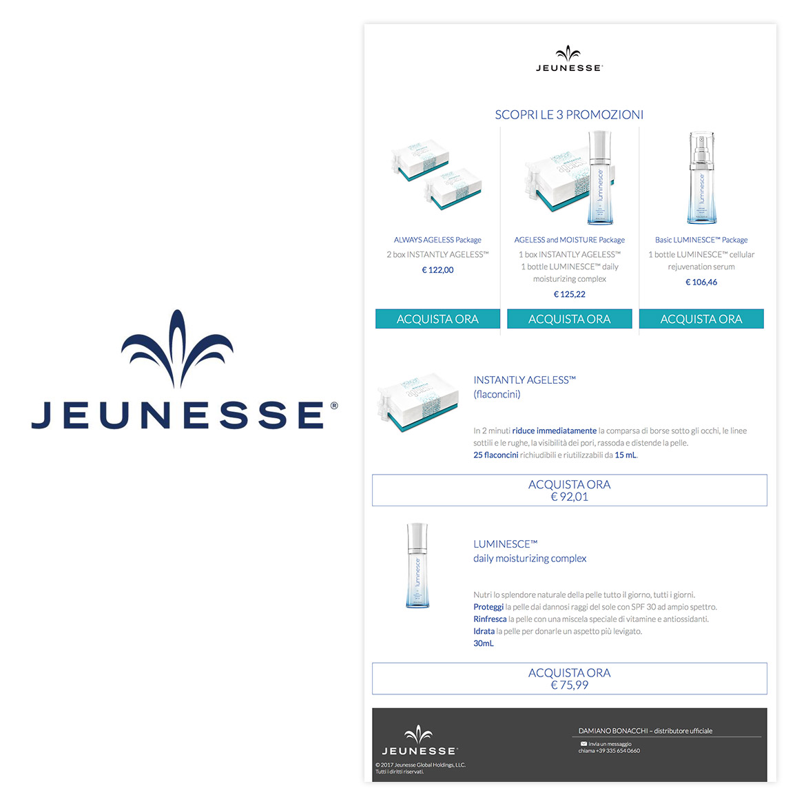web marketing Jeunesse