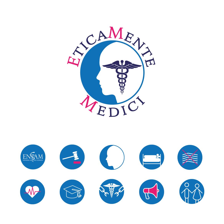 """Brand e icone – Lista """"Eticamente Medici"""""""