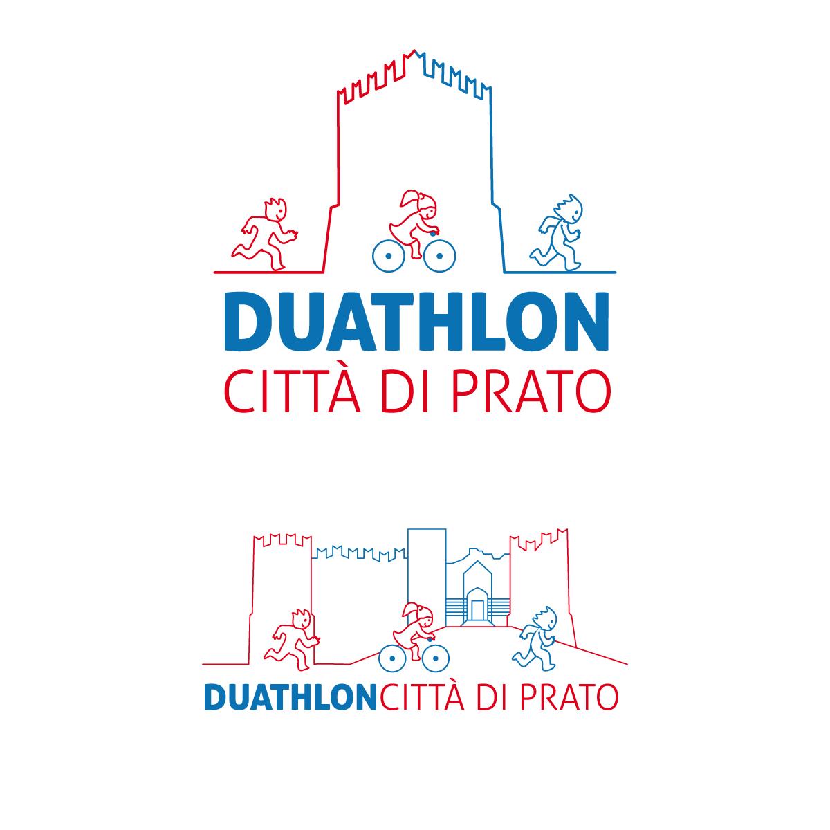 Duathlon Città di Prato – brand design