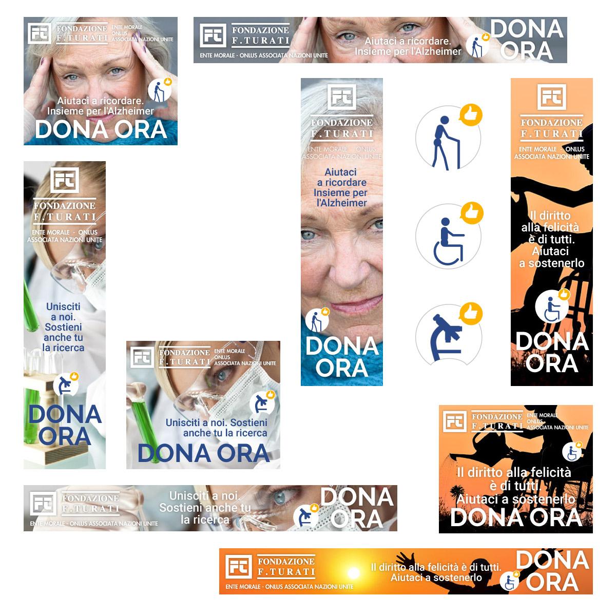 Campagne Google e Facebook – Fondazione Turati