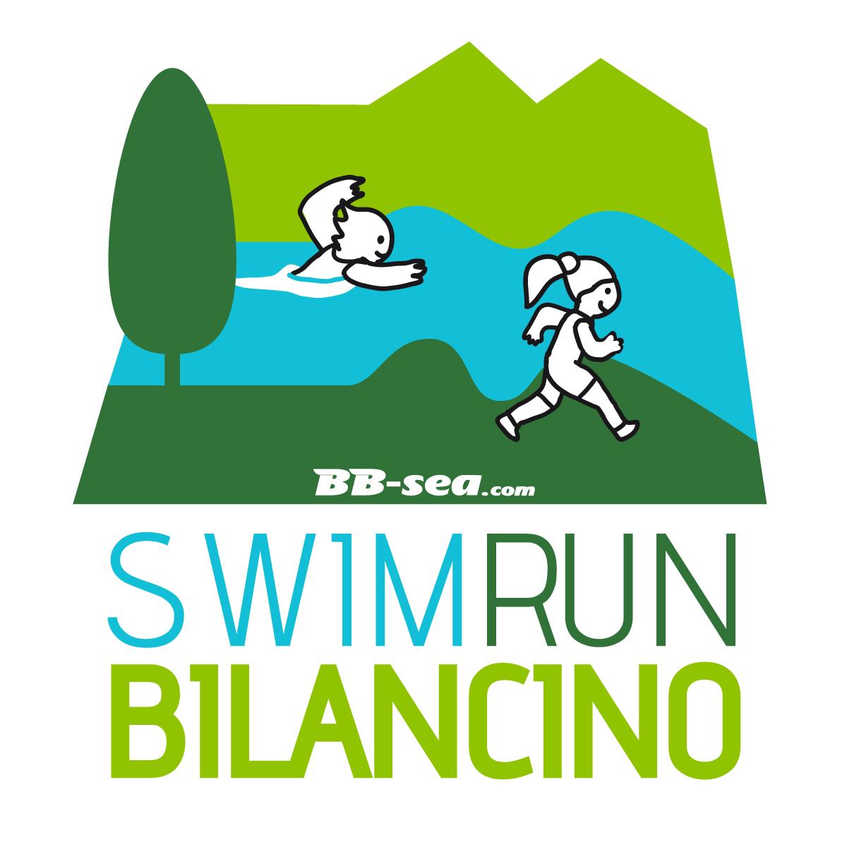 Logo – SwimRun Bilancino