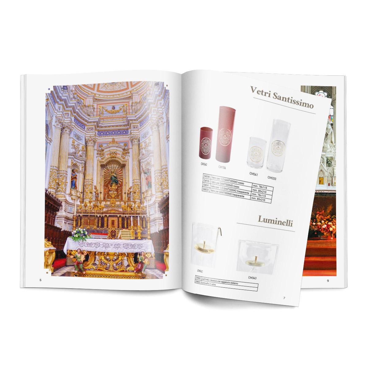 LAC cereria – brochure