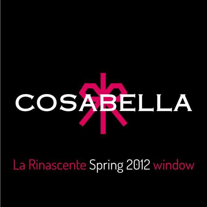 COSABELLA – La Rinascente