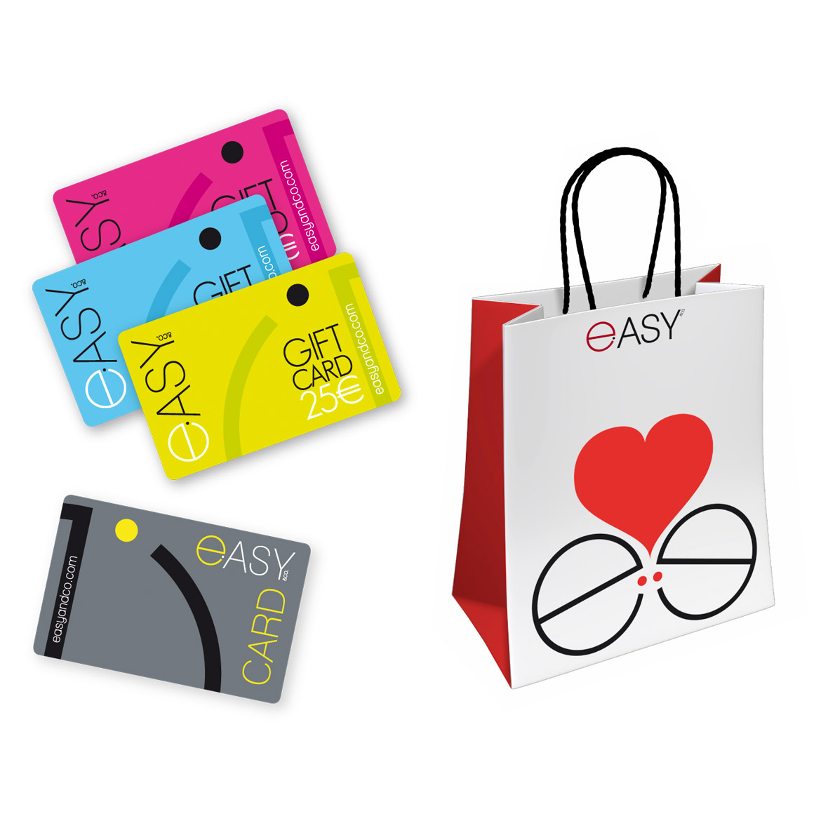 Easy&Co. – Card shopper