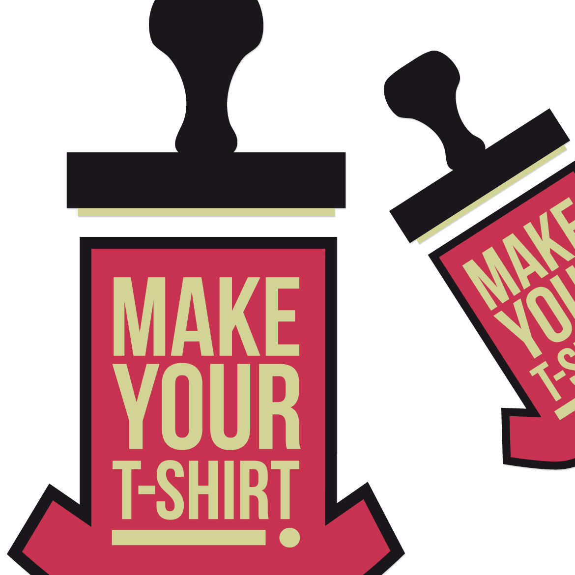 """Make your t-shirt"" Easy&Co."