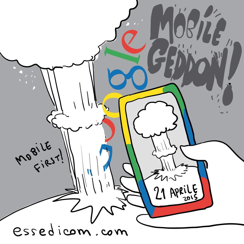 MobileGeddon, il nuovo algoritmo di Google