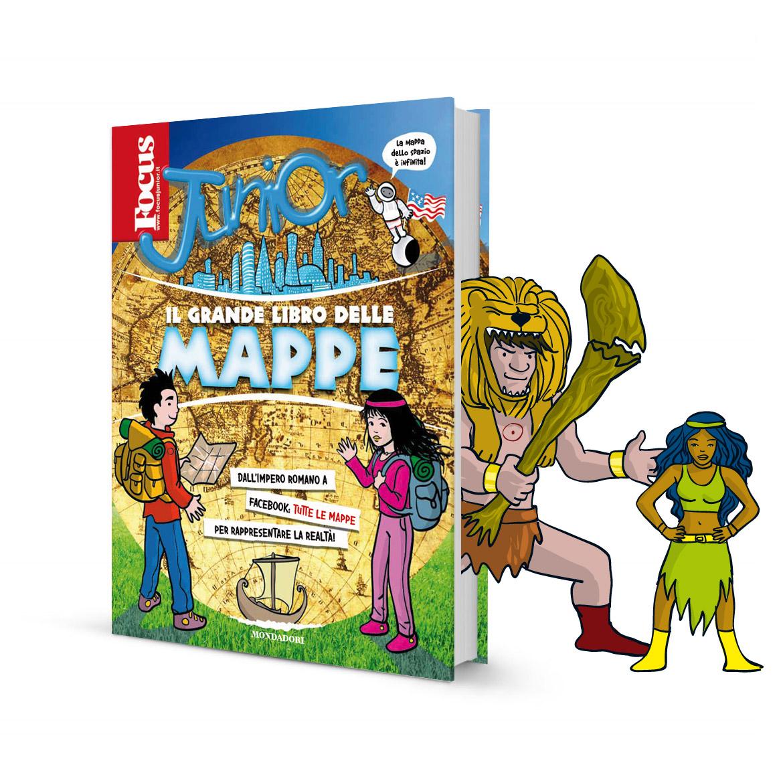 """""""Il grande libro delle Mappe"""""""