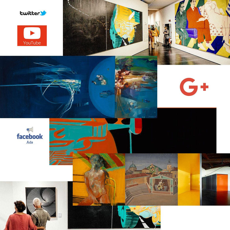 MUSEO DEL 900 social media marketing