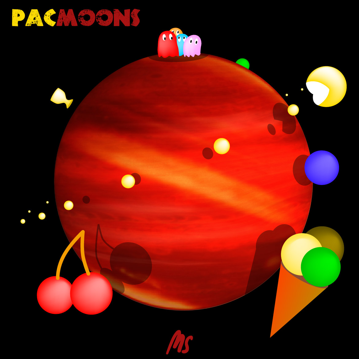 pac-moons